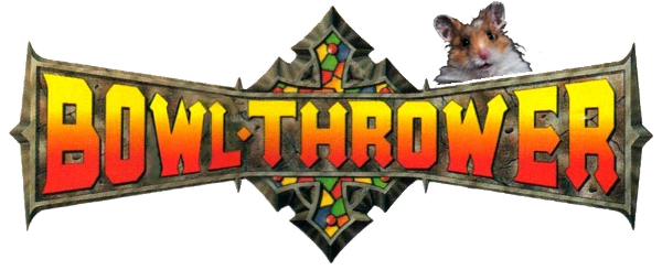 Bowl Thrower Logo